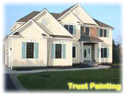 House painting services interior and exterior painting services